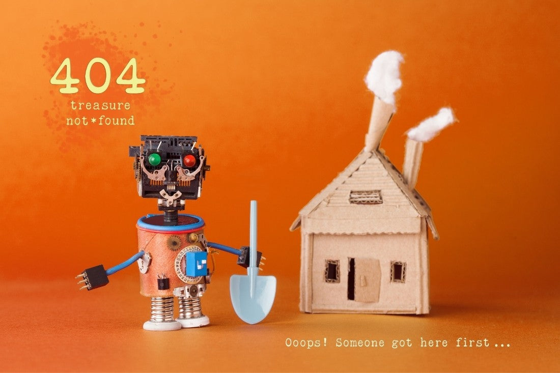 What is a 404 Error Page