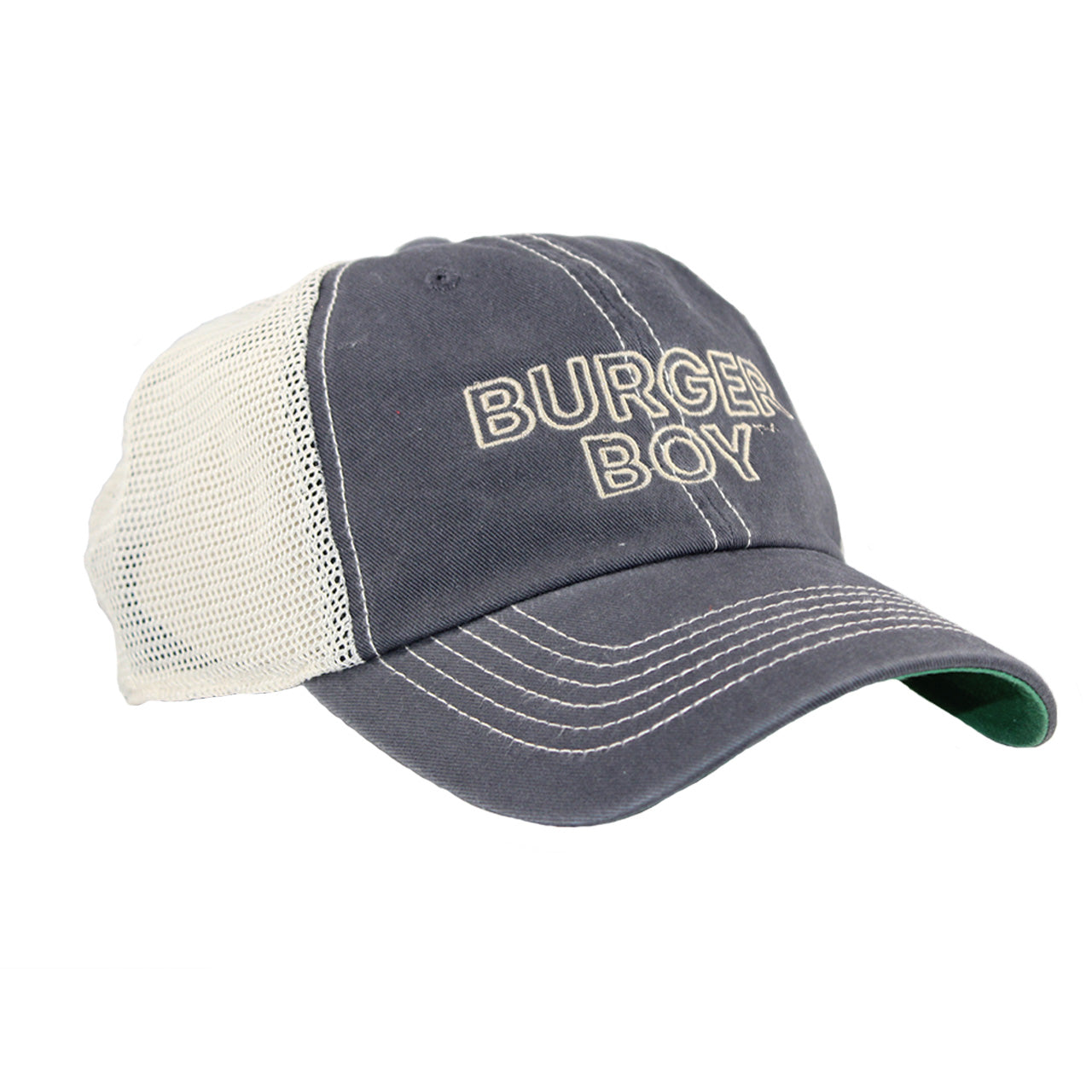 Outlined Trucker Cap