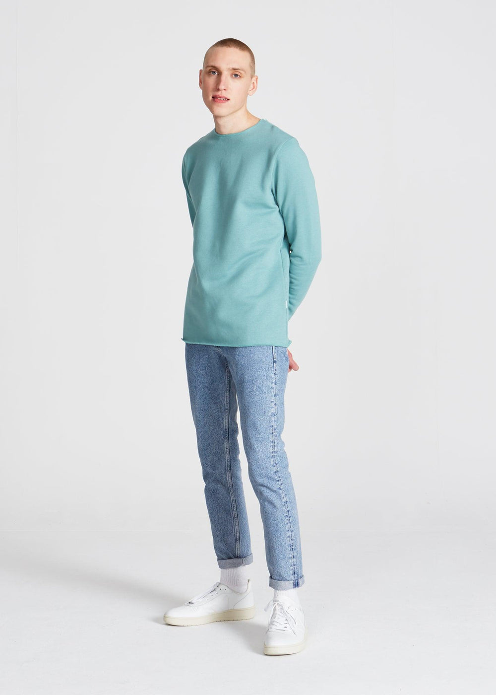 Givn BERLIN Manu Sweater Mint