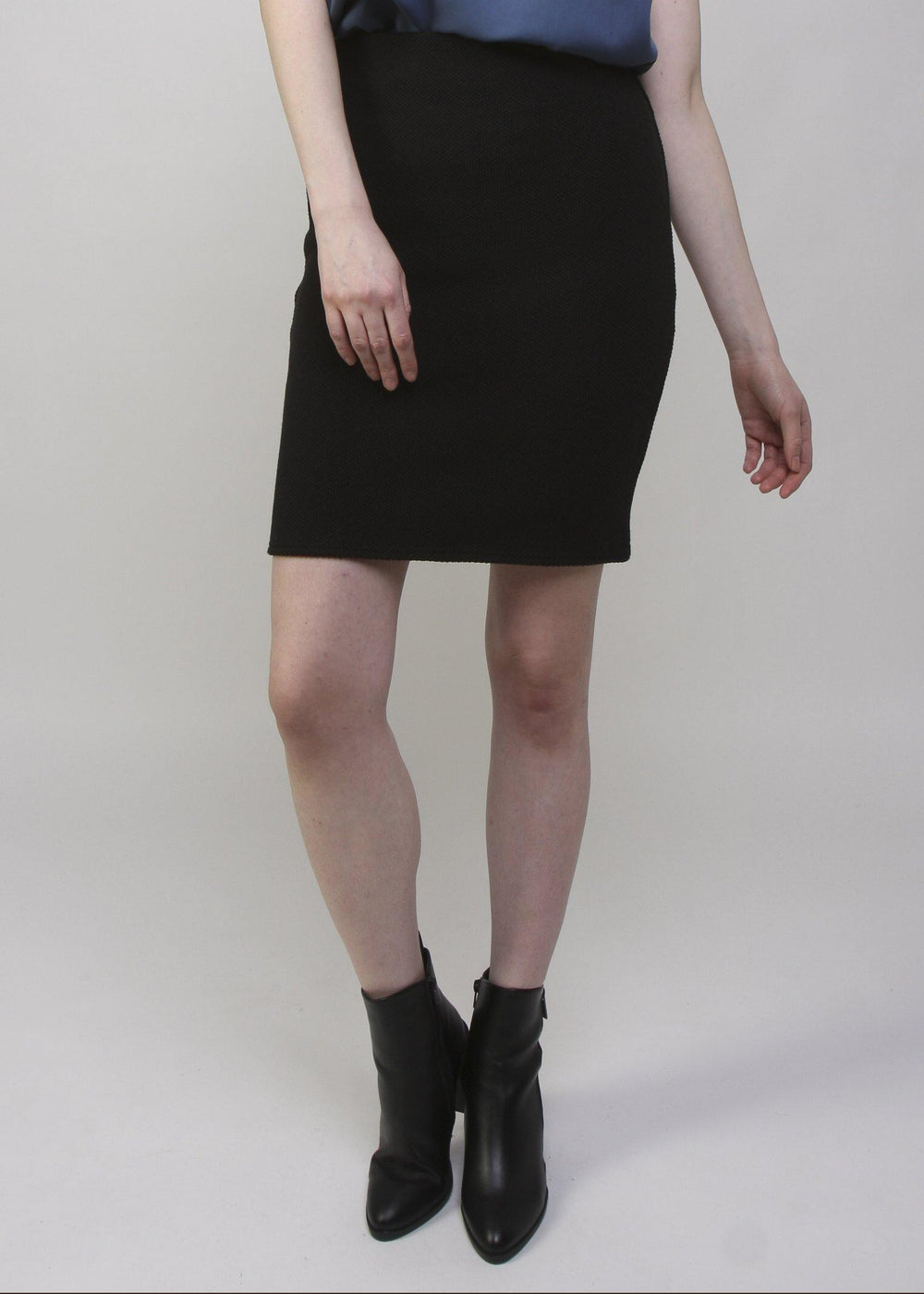 Givn BERLIN Nane Skirt Black