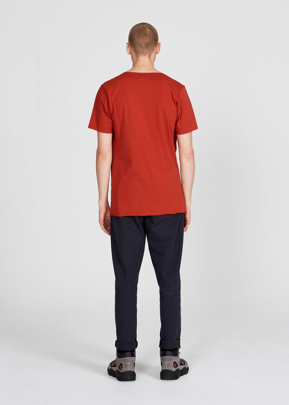 Givn BERLIN New Foundland T-Shirt Red Clay