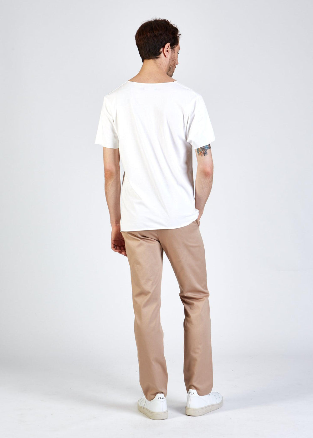 Givn BERLIN New Foundland T-Shirt White