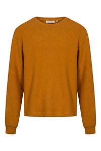 Givn BERLIN Tabor Sweater Mustard