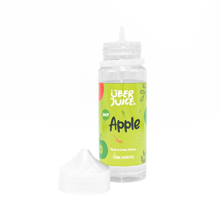 Sour Apple (120ml Shortfill)