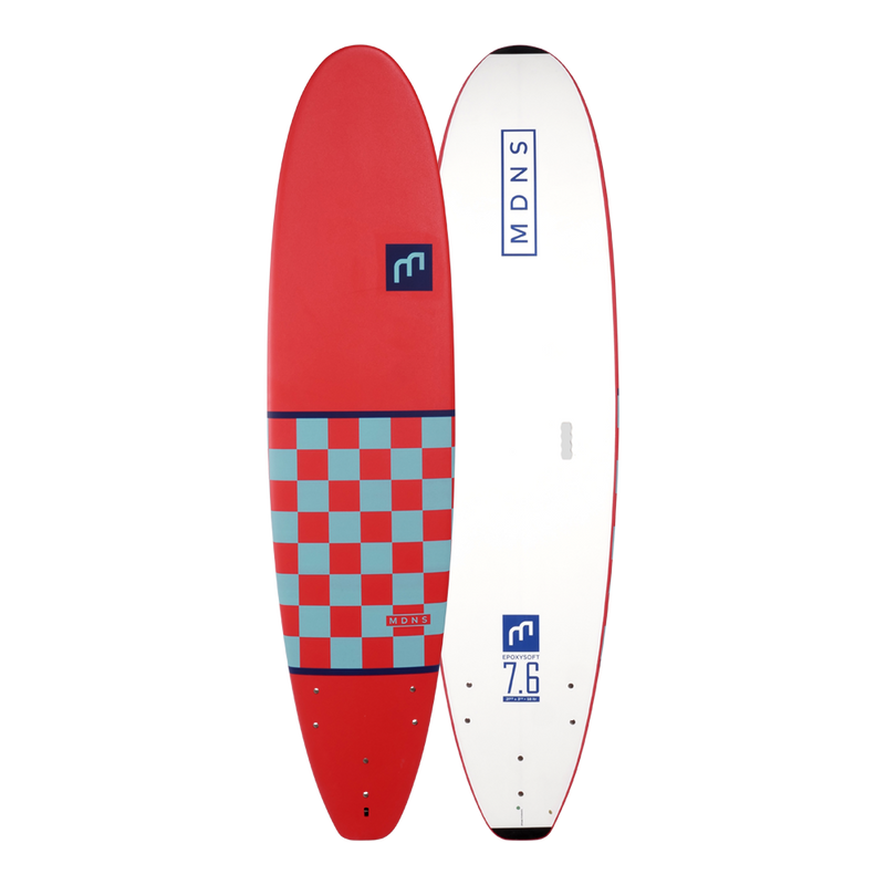 7'6 EPOXY SOFT - SOFTBOARDS
