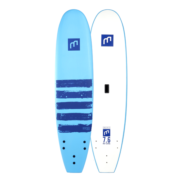 7'6 HD CORE - SOFTBOARDS