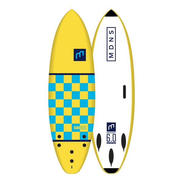 6'0 EPOXY SOFT - SOFTBOARDS