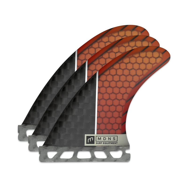 CONTROL LARGE - 5.0'' FINS