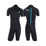 PIONEER MEN 2/2 BACKZIP SHORTY - MEN'S WETSUITS