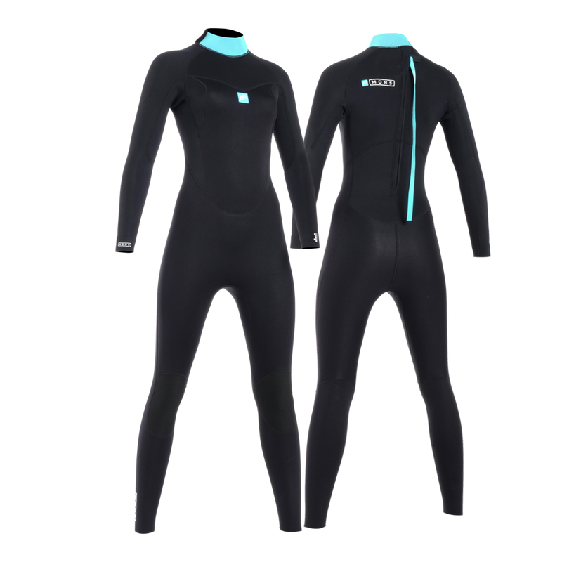 PIONEER WOMEN 3/2 BACKZIP STEAMER - WOMEN'S WETSUITS