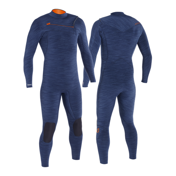 PRIIME MEN 4/3 CHESTZIP STEAMER - MEN'S SUPERSTRETCH WETSUITS