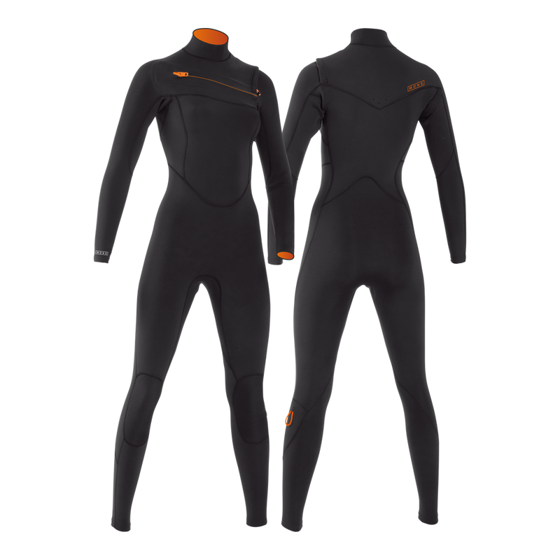 MDNS SURF - Women's Superstretch Wetsuits - Priime S-Foam - Chest Zip Steamer