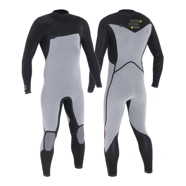 PUURE MEN 3/2 CHESTZIP STEAMER - MEN'S ECO WETSUITS