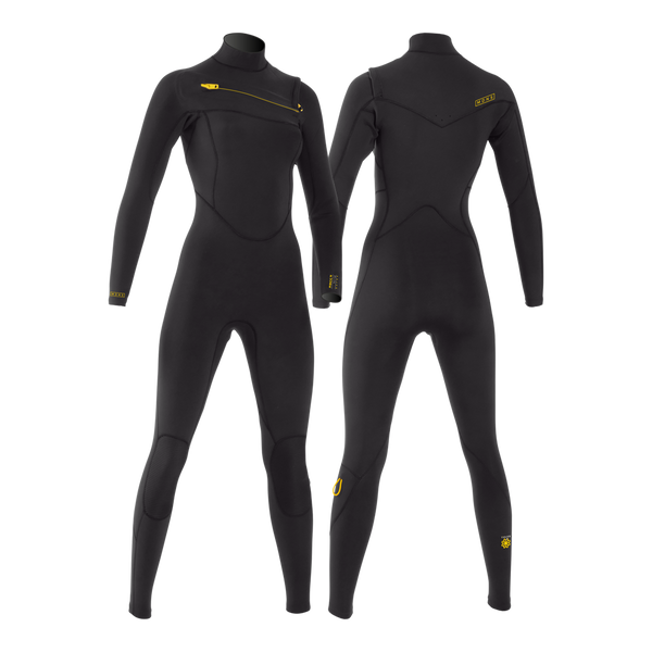 PUURE WOMEN 3/2 CHESTZIP STEAMER - WOMEN'S ECO WETSUITS