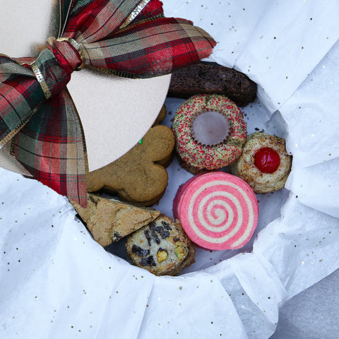 Christmas Cookie Box - Small