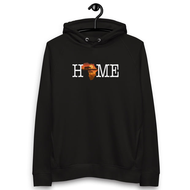 Africa is Home pullover hoodie