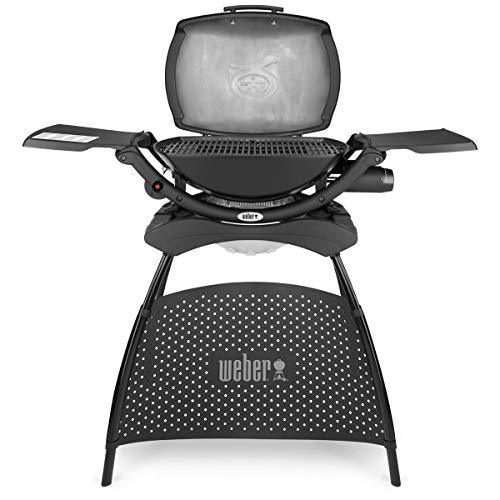 Weber, Black Q2000 Gas Barbecue stand