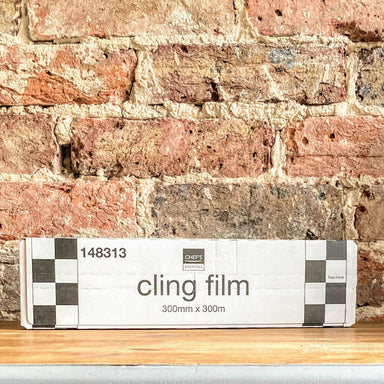 Chef's Essentials Cling Film 300mm x 300m - Ratton Pantry