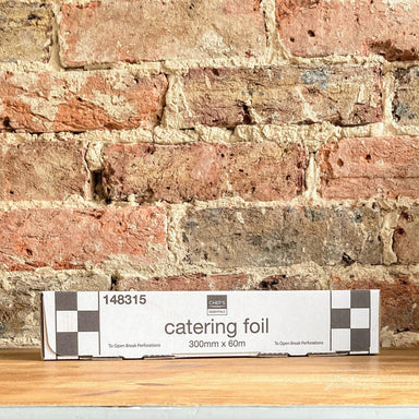 Chef's Essentials Catering Foil 300mm x 60m - Ratton Pantry
