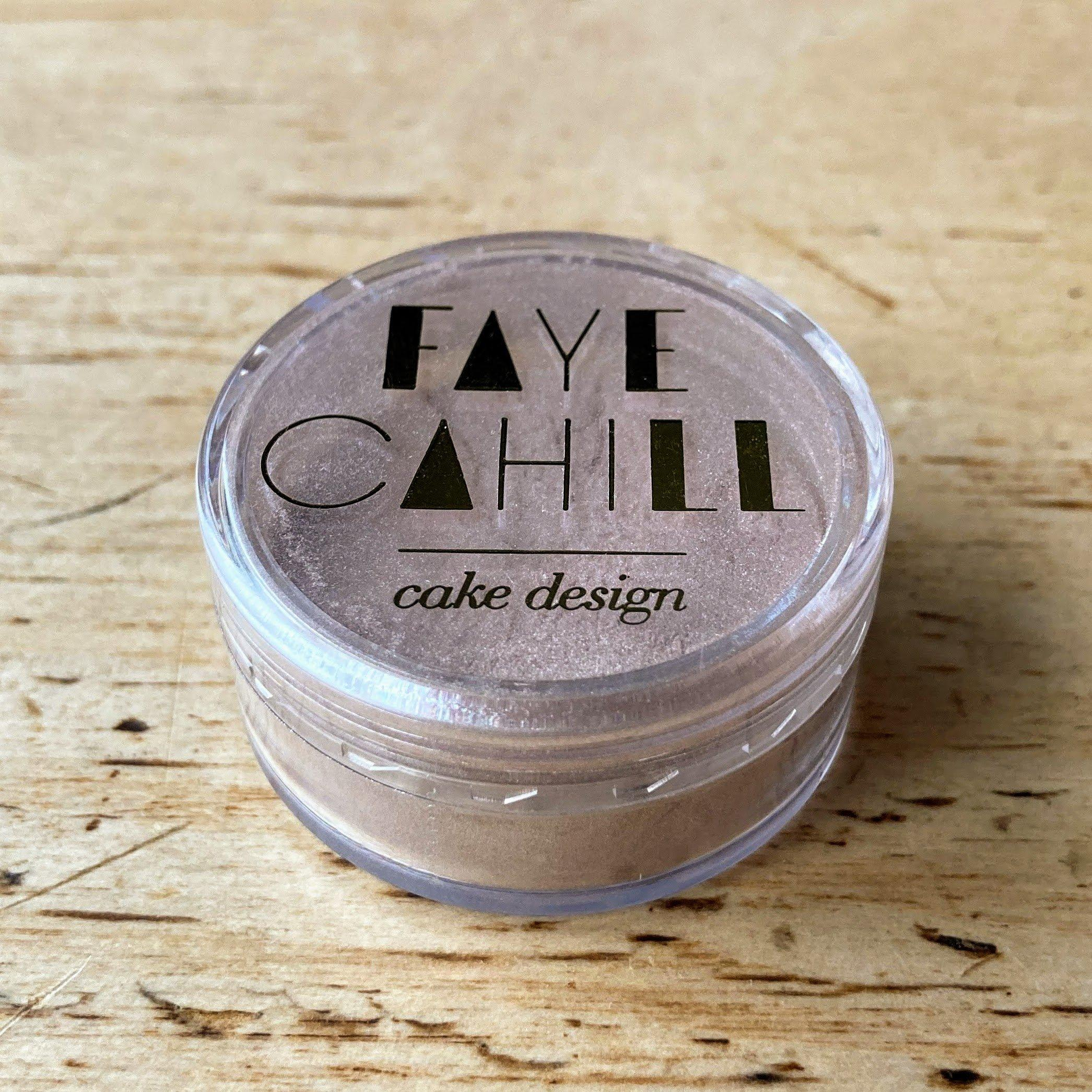 Faye Cahill Luxury Edible Lustre Dust Icing Colours - 10ml | 20ml | Cakes
