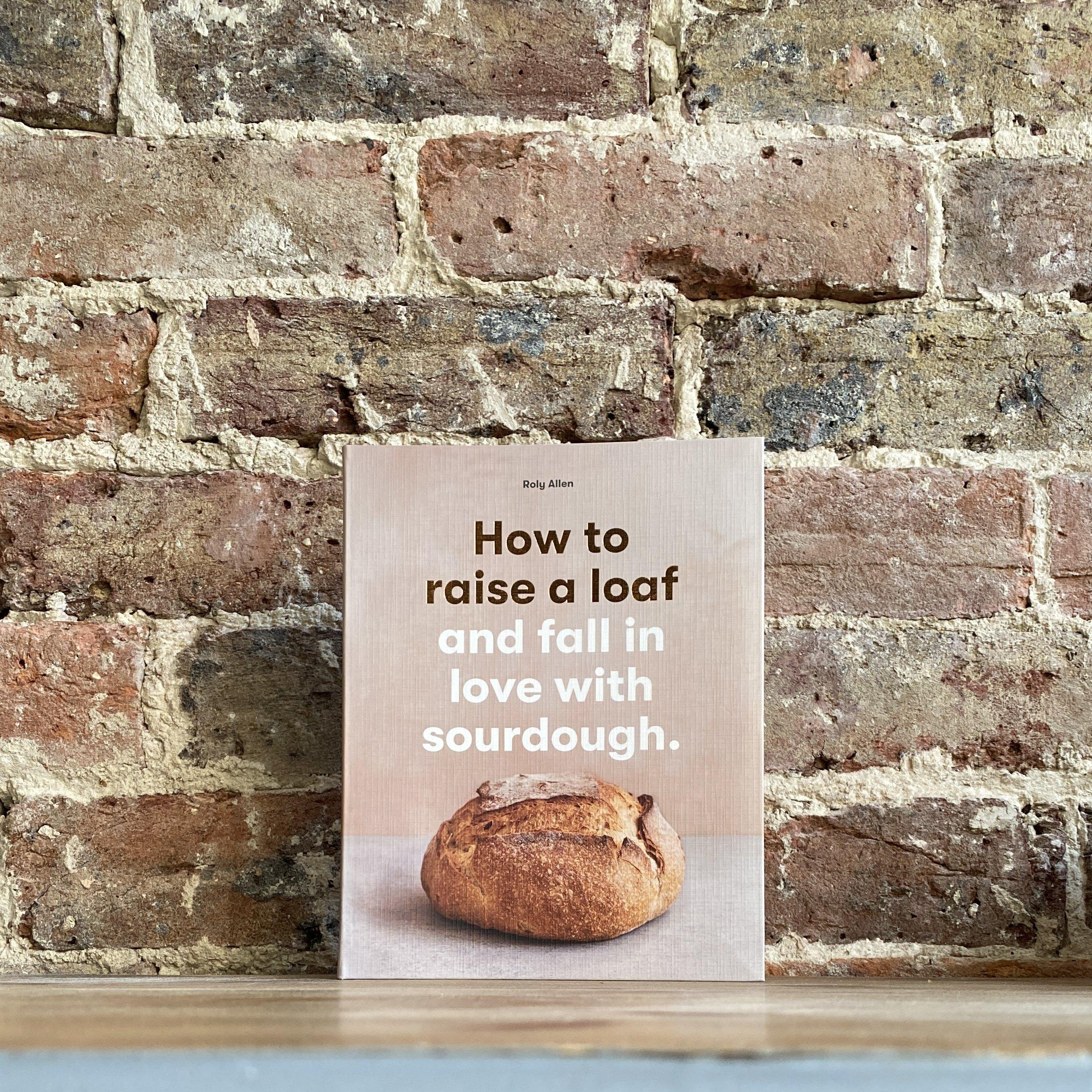 How to raise a loaf and fall in love with sourdough Book