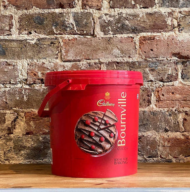 Cadbury Bournville Fairtrade Cocoa - Baking/Hot Chocolate 250g/500g/1kg Sizes - Ratton Pantry