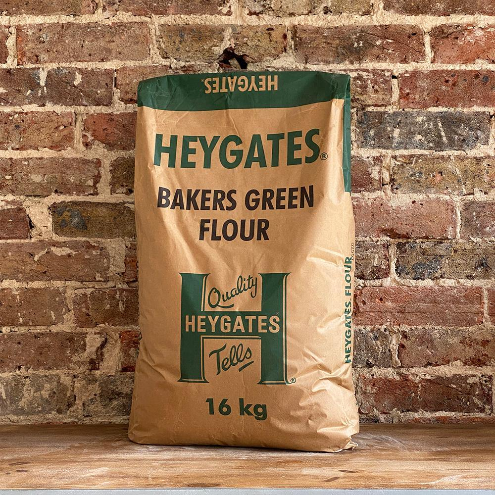 Heygates® Bakers Green Strong White Bread Flour - Ratton Pantry