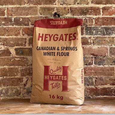 Heygates® Canadian & Springs Strong White Bread Flour - Ratton Pantry