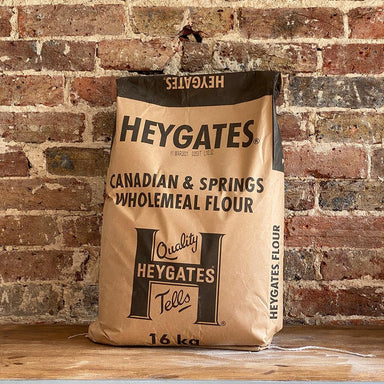 Heygates® Canadian & Springs Strong Wholemeal Bread Flour - Ratton Pantry