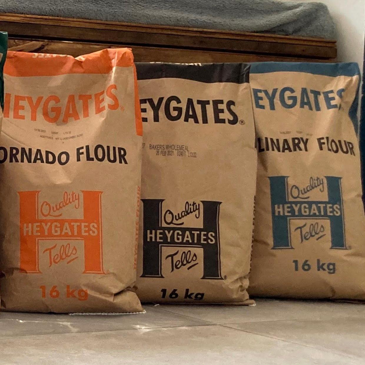 Heygates® Assorted Tester Size Flours | 500g - Ratton Pantry