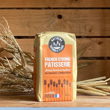 Matthews Cotswold French Strong Pattiserie Flour 1.5kg & 4.5kg - Ratton Pantry
