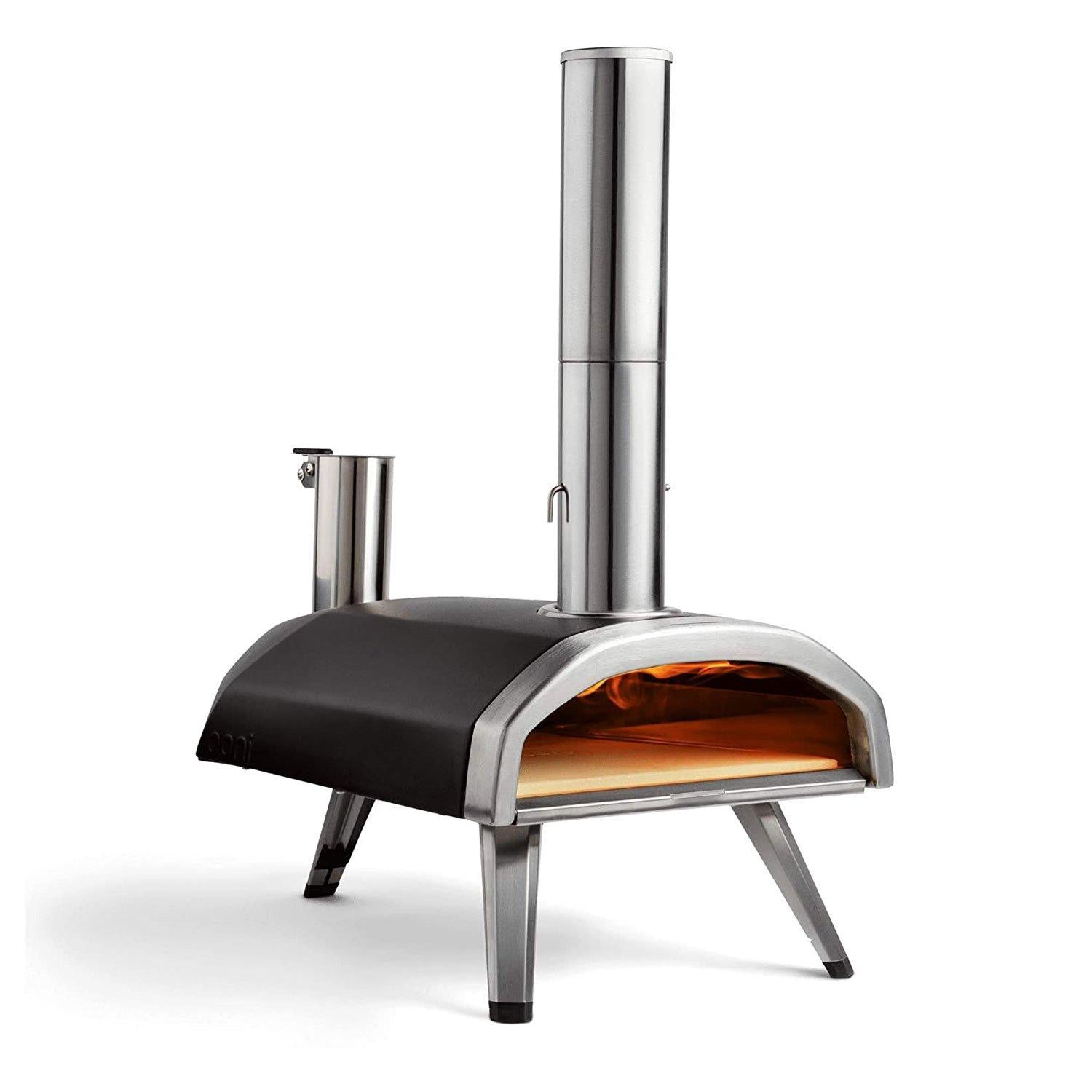 Ooni Fyra 12 Wood Fired Outdoor Pizza Oven - Hard Wood Pellet Version