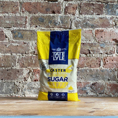 Tate & Lyle® Caster Sugar For Baking - 2kg - Ratton Pantry