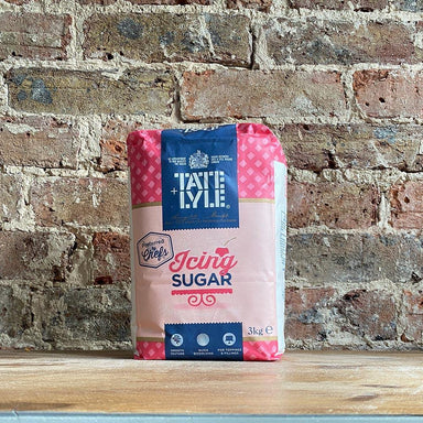 Tate & Lyle® Icing Sugar - 3kg - Ratton Pantry