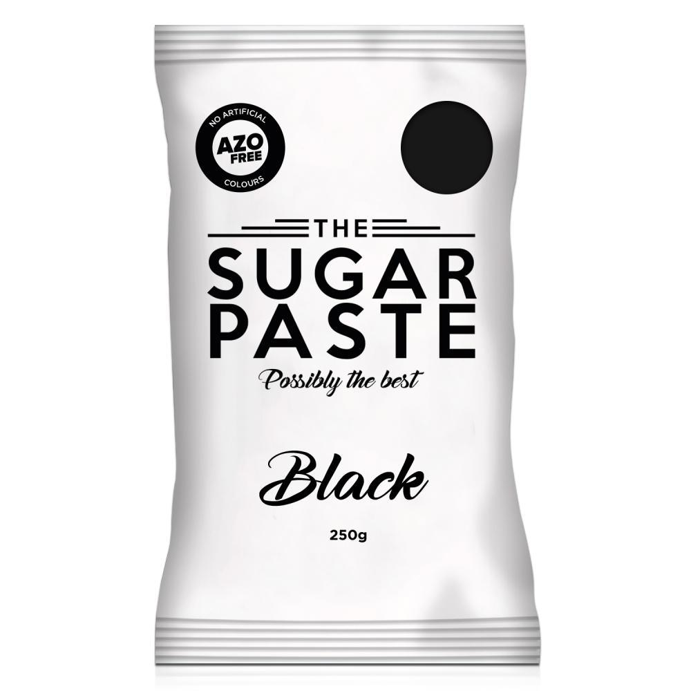 THE SUGAR PASTE™ Black Sugarpaste (250G - 6KG)
