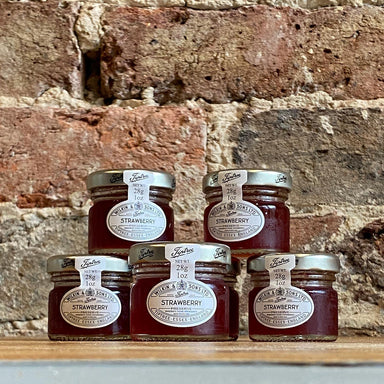 Wilkin & Sons Tiptree Strawberry Preserve 28g Mini Jars - Ratton Pantry