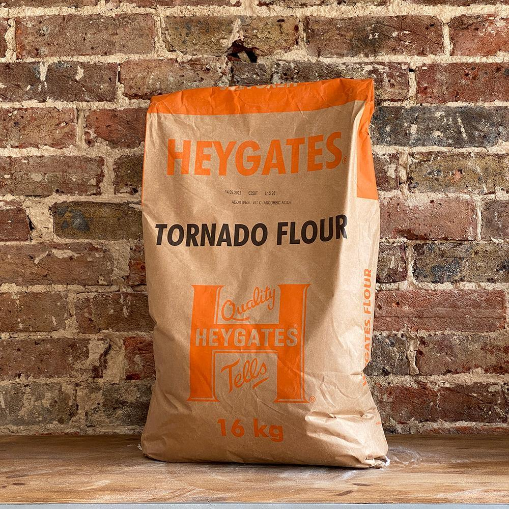 Heygates® Tornado Strong White Bread Flour - Ratton Pantry