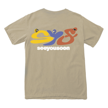 "Load image into Gallery viewer, ""seeyousoon"" Shirt"