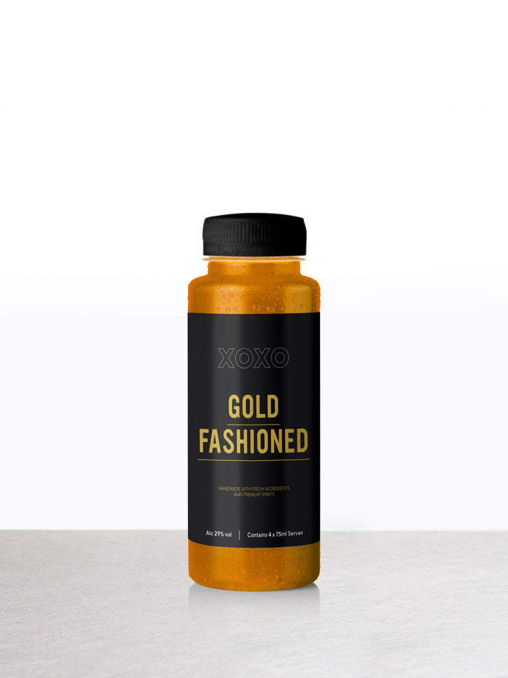 Gold Fashioned