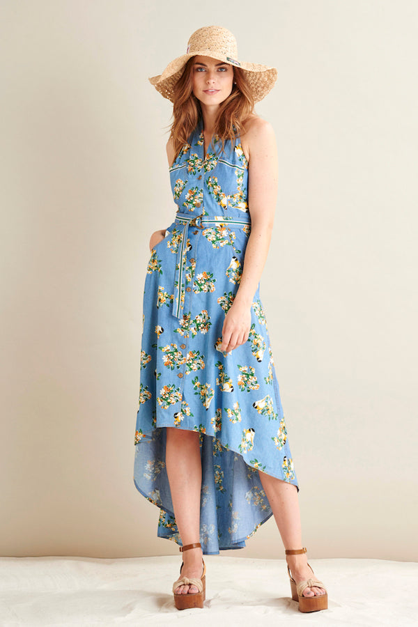 Giulieta Denim Dress