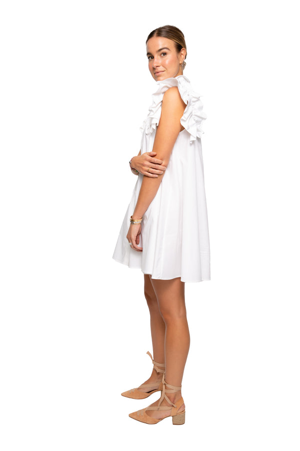A Line Statement Summer Dress