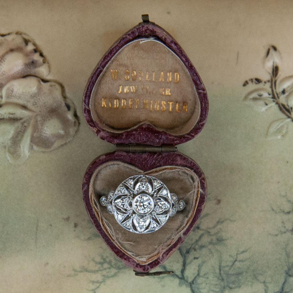 A LOOK THROUGH OUR LOUPE: A Buyer's Guide to Purchasing Authentic Antique &  Vintage Diamond