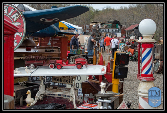 The Vendors of Brimfield
