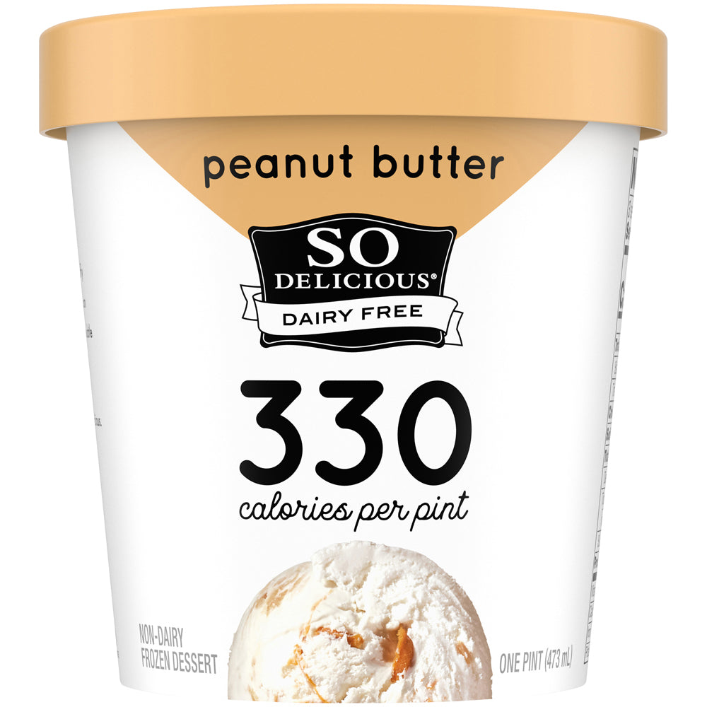 Peanut Butter Light Frozen Dessert
