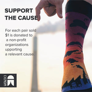 Air Pollution Socks