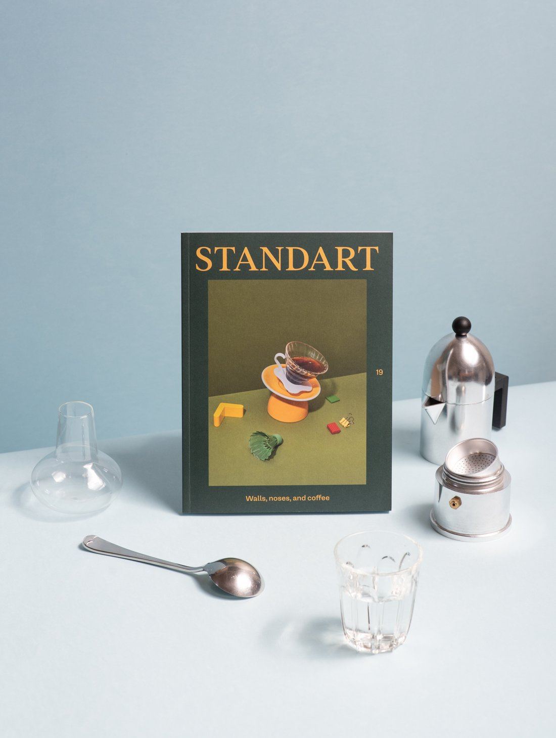 Standart Magazine Issue 19