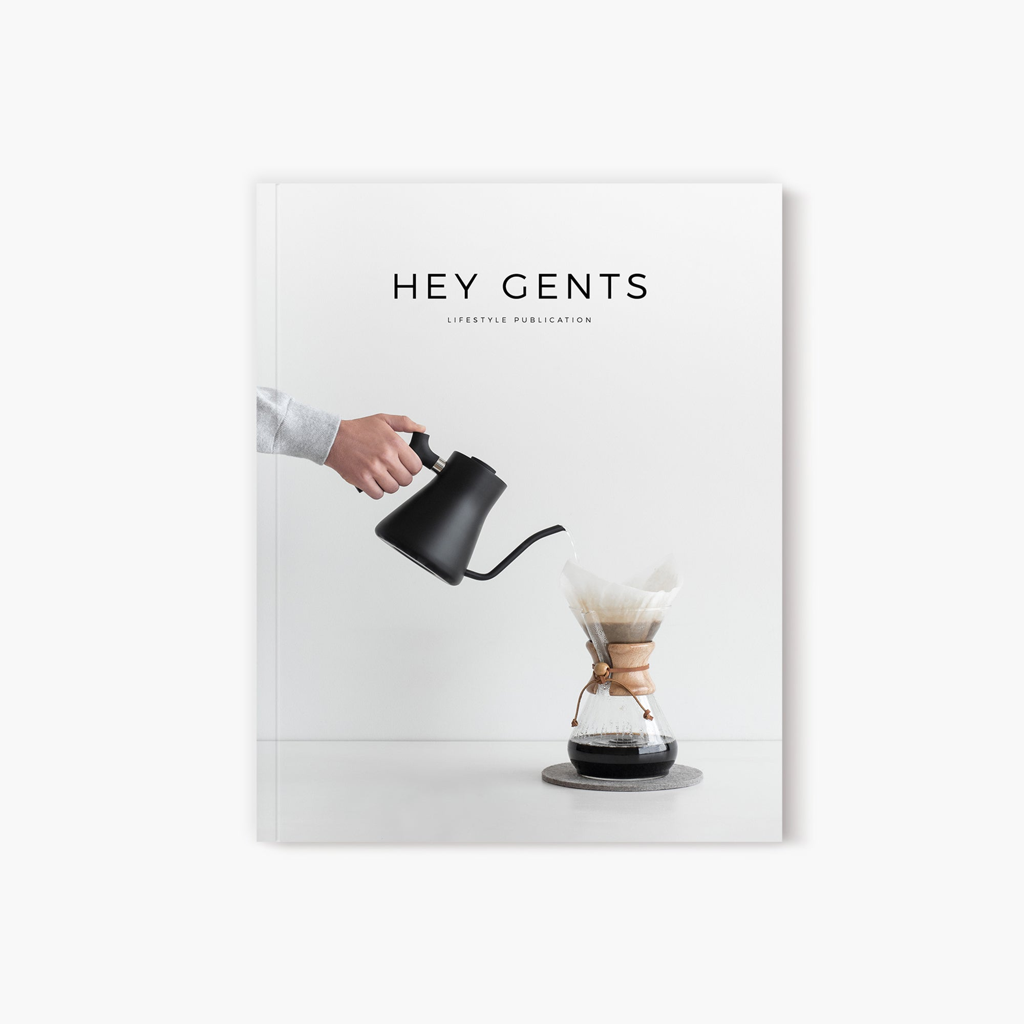 Hey Gents Issue 3