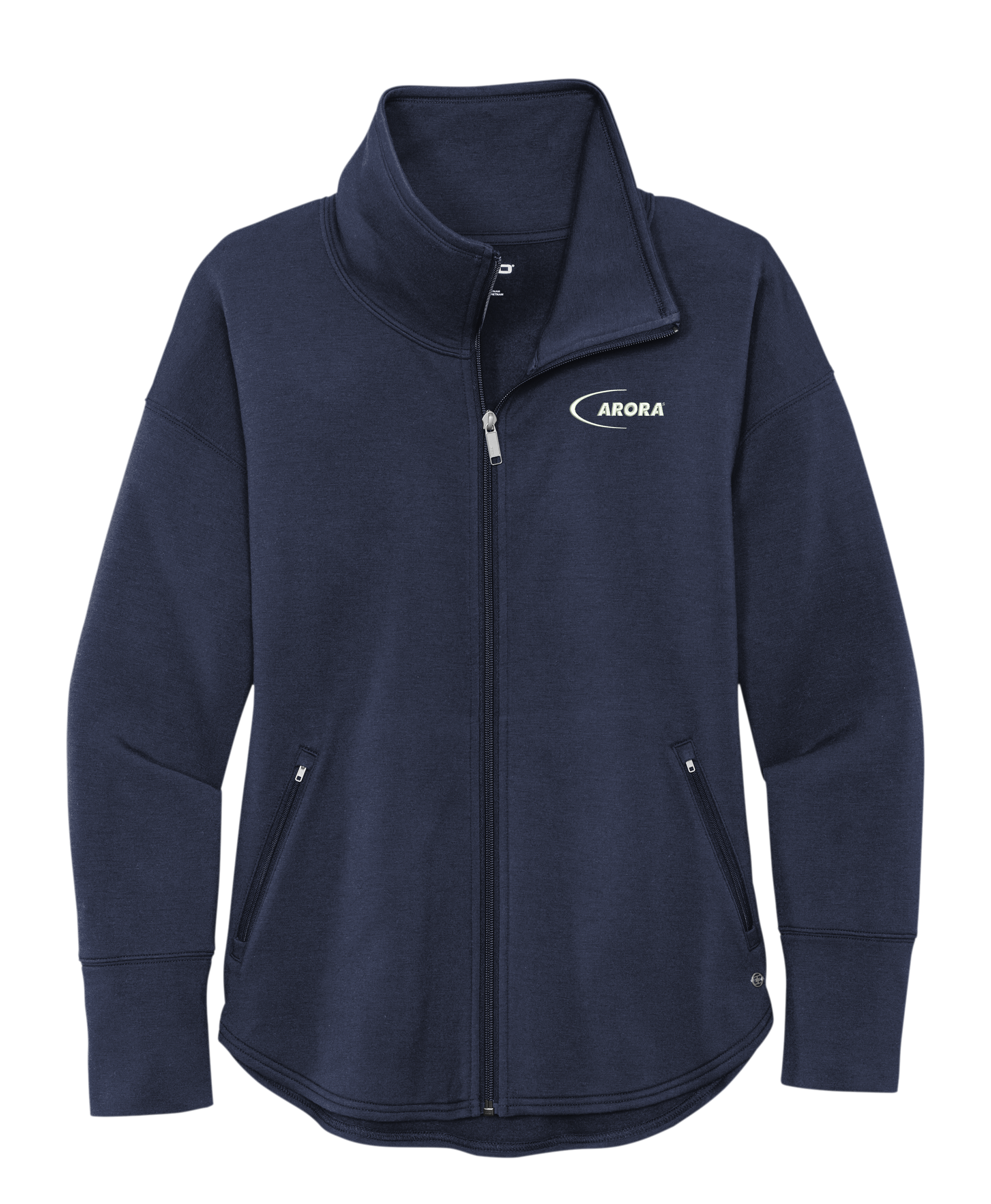 OGIO® Ladies Luuma Full-Zip Fleece