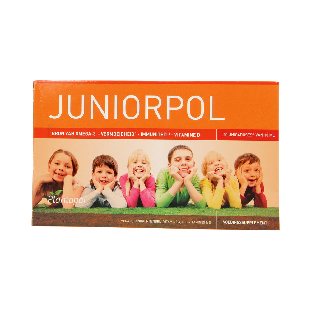 Juniorpol 20 x 10ml ampullen