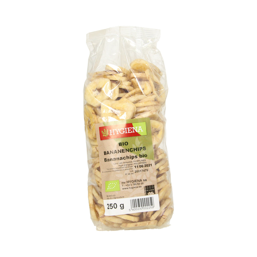 Bananenchips BIO 250g